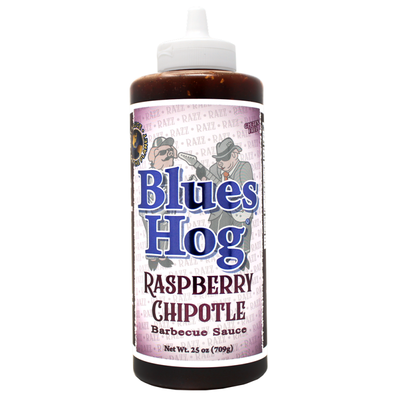 Blues Hog Raspberry Chipotle Squeeze 740ml