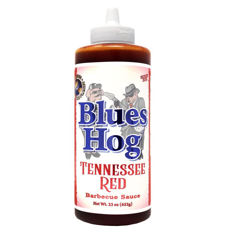 Blues Hog Tennessee Red saus Squeeze 680ml