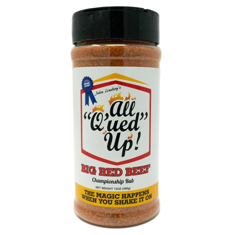 Big Red Beef | All Q'ued Up