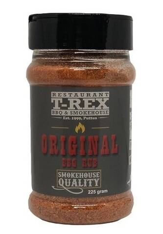 T-Rex Original bbq rub 225gr