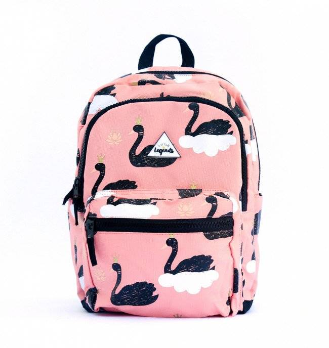 LITTLE LEGENDS BACKPACK MAAT L SWAN