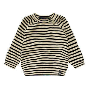STRIPES NUDE - SWEATSHIRT