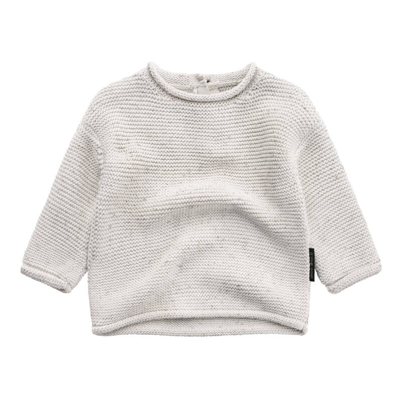KNIT - BOXY SWEATER