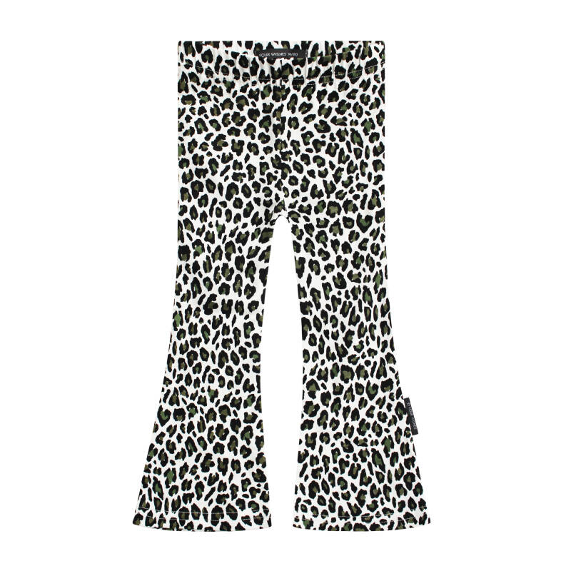 FLARED LEGGING LEOPARD CAMO