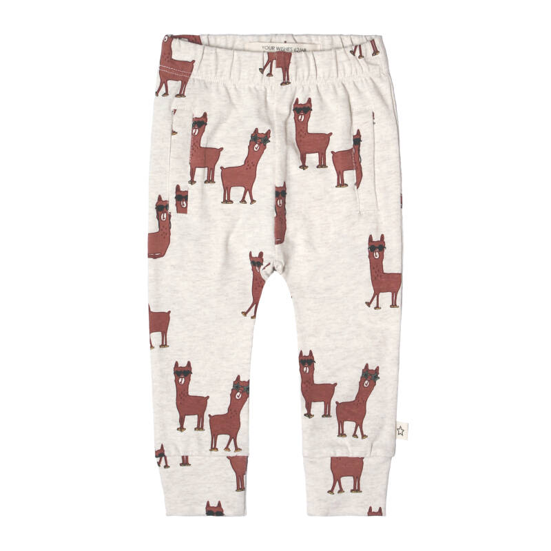 LAIDBACK LAMA - FITTED PANTS