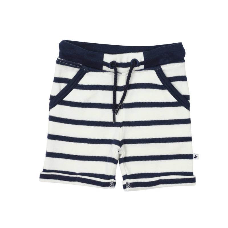 SHORT - NAVY STRIPE