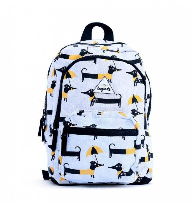 LITTLE LEGENDS BACKPACK MAAT S DOG