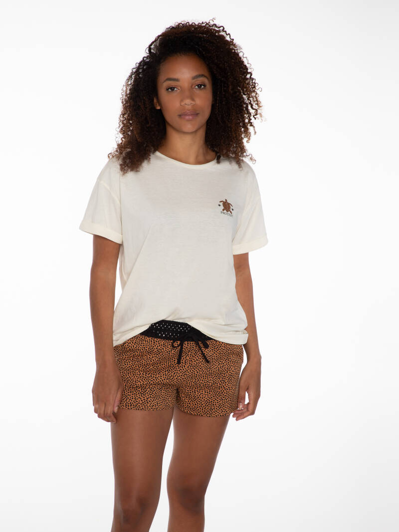 Protest Flowery Short