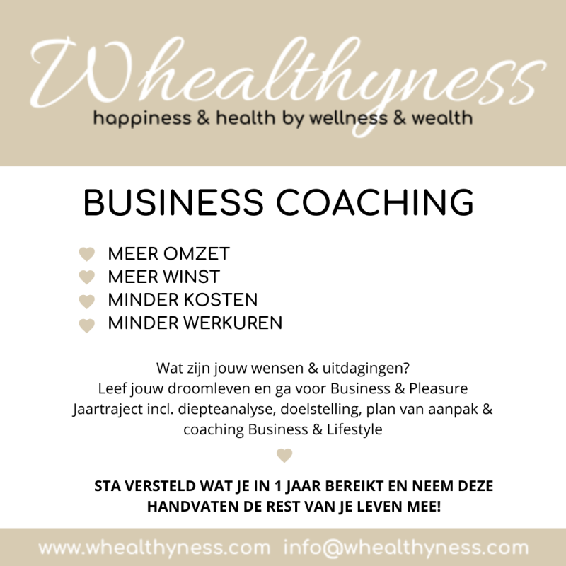 Whealthyness Business Coaching