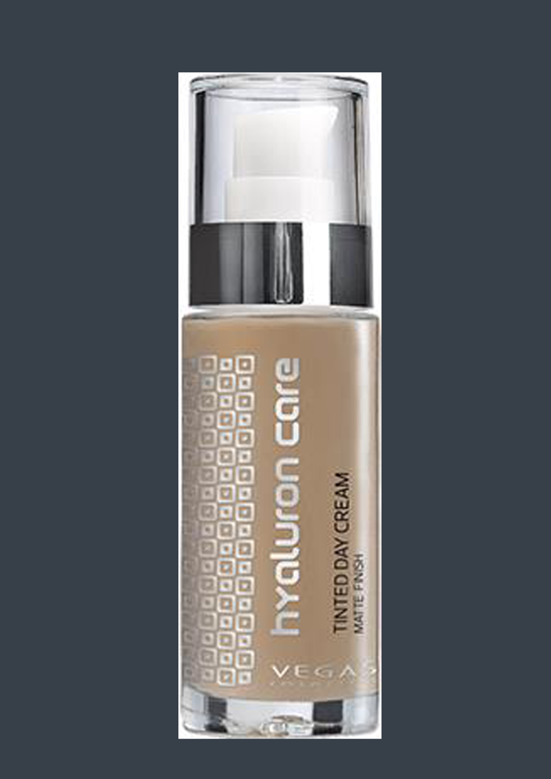 Hyaluron Care  - Tinted Day Cream Matte Finish