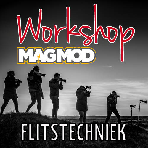#MagMod // Flitstechniek Workshop