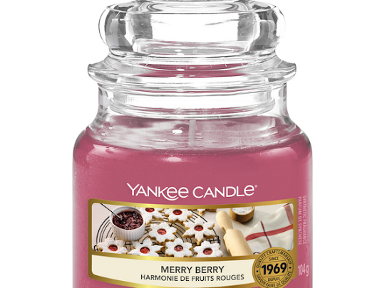 Yankee Candle - Merry Berry - small jar