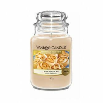 Yankee Candle - Almond Cookie - Returning Favourite