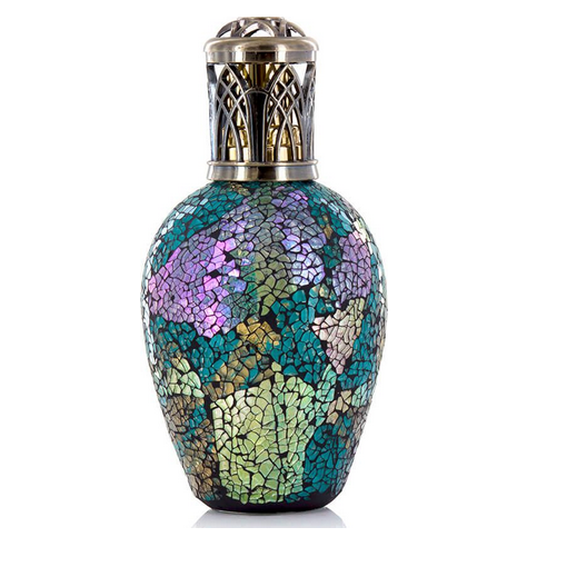 Ashleigh & Burwood Large fragrance lamp Peacock Tail