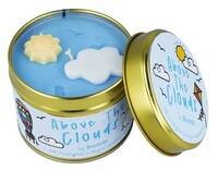 Bomb Tinned Candle - Above The Clouds