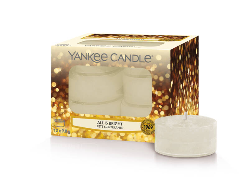 Yankee Candle - All Is Bright - Tealights