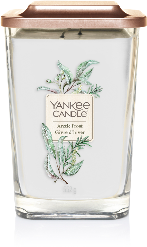 Yankee Candle - Arctic Frost - Large Vessel