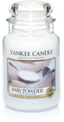 Yankee Candle - Baby Powder - Large jar