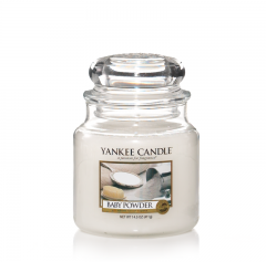 Yankee Candle - Baby Powder - Medium jar