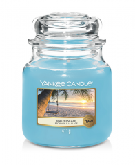Yankee Candle - Beach Escape - Medium Jar