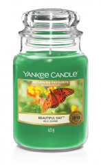 Yankee Candle - Beautiful Day - Returnig favourite Limited Edition