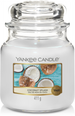 Yankee Candle - Coconut Splash - Medium jar