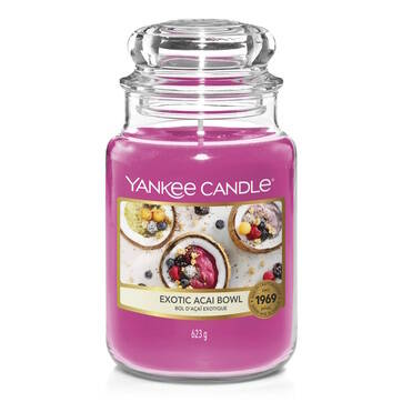 Yankee Candle - Exotic Acai Bowl - Large jar