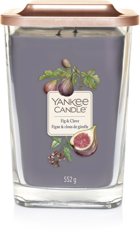 Yankee Candle - Fig & Clove - Large Vessel
