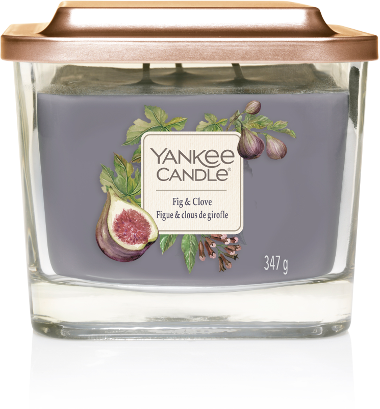 Yankee Candle - Fig & Clove - Medium Vessel