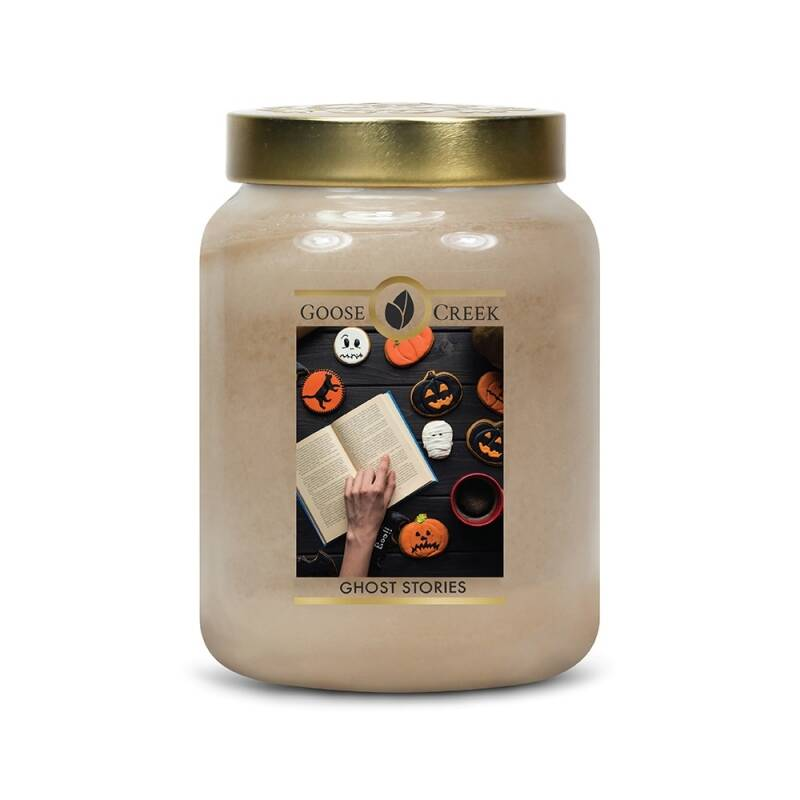Ghost stories Goose creek candle large