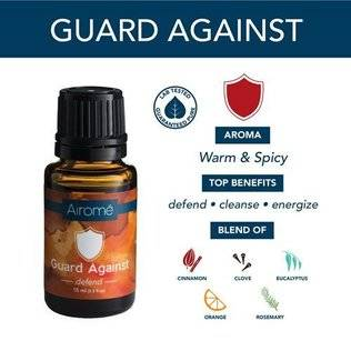 Guard against 15 ml