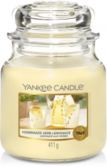 Yankee Candle - Homemade Herb Lemonade - Medium jar
