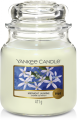 Yankee Candle - Midnight Jasmine - Medium Jar