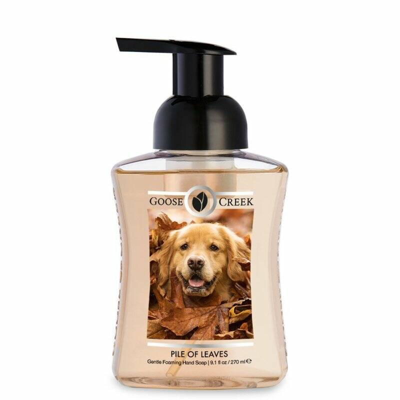 Goose Creek Candle - Pile of Leaves - Lush Handsoap