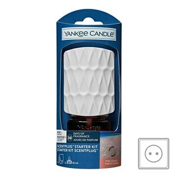 Yankee Candle - New Electric Base + Refill - Pink Sands