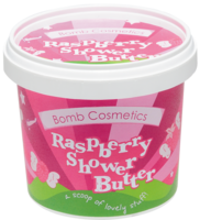 Rasberry Shower Butter
