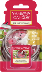 Yankee Candle - Red Raspberry - Car Jar Ultimate
