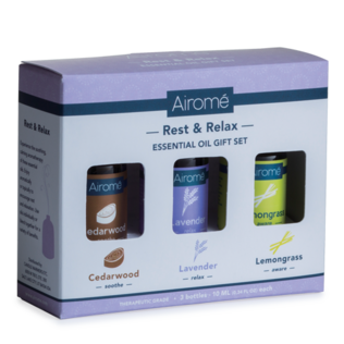 Rest and Relax basis set 3 x 10 ml