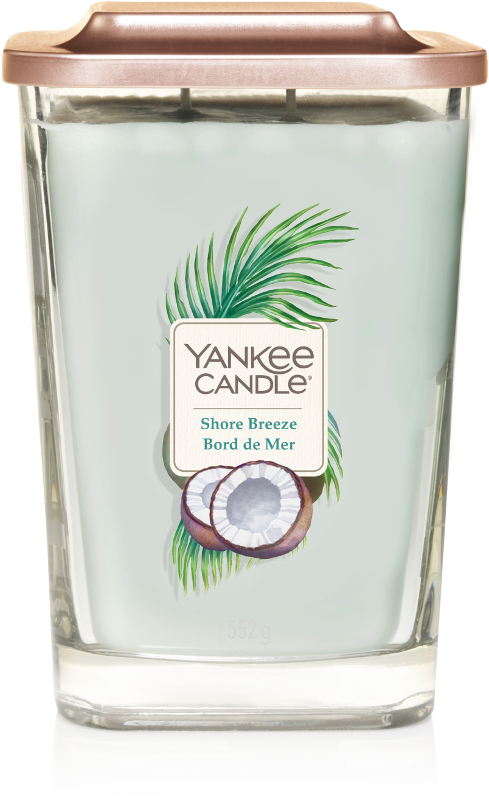 Yankee Candle - Shore Breeze - Large Vessel