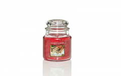 Yankee Candle - Sparkling Cinnamon - Medium Jar
