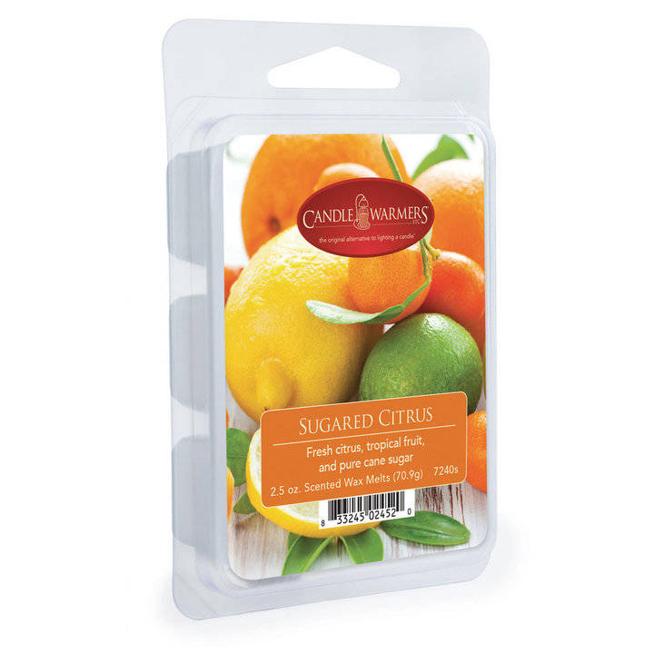 Sugared Citrus
