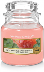 Yankee Candle - Sun-drenched Apricot Rose - Small jar