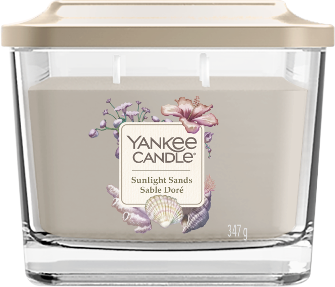 Yankee Candle - Sunlight Sands - Medium Vessel