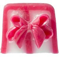 Take A Bow Sliced soap