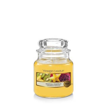 Yankee Candle - Tropical Starfruit - Small jar