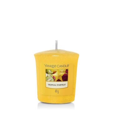 Yankee Candle - Tropical Starfruit - Votive