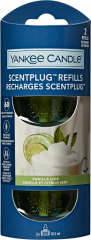 Yankee Candle - Vanilla Lime - Scentplug refill