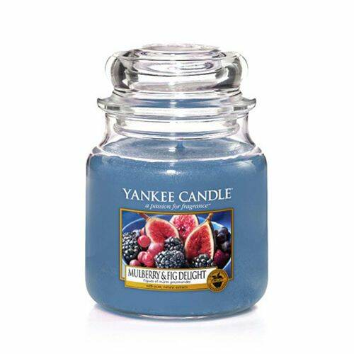 Yankee Candle - Mulberry & Fig - Medium jar