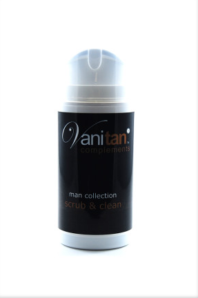 MAN COLLECTION SCRUB & CLEAN