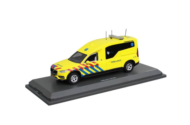 XC90 Ambulance Schuco 1:43